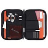 "Fulham, Knomad Organiser 10.5"", X-Body, Dark Navy, 160-068-NVY, Internal With Items, 1MB"