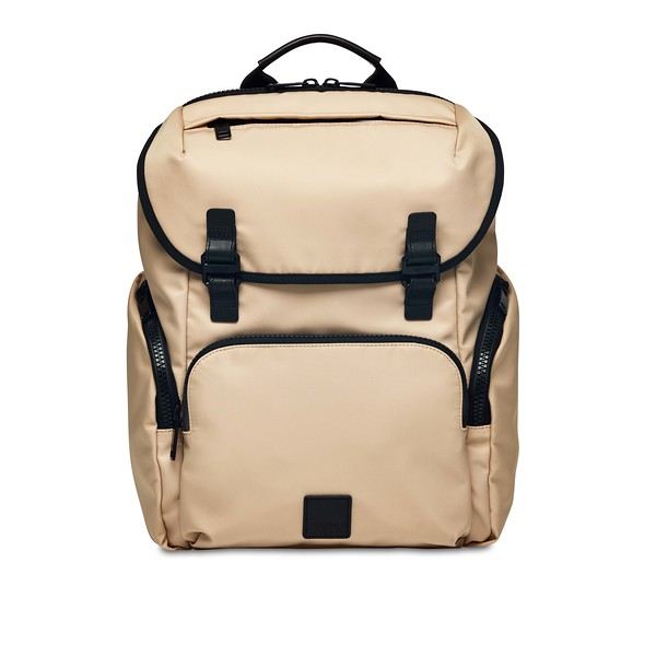 Fulham, Thurloe, Trench Beige, 160-401-TRB, Front, 1MB