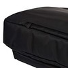Fulham, Tournay, black, 160-202-BLK, close up trolley sleeve zip, 1MB