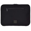 "Fulham, Knomad Organiser 13"", X-Body, Black, 160-069-BLK, Front, 1MB"