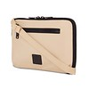 "Fulham, Knomad Organiser 10.5"", X-Body, Trench Beige, 160-068-TRB, Three Quarter With Strap, 1MB"