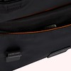 Fulham, Tournay, black, 160-202-BLK,  close up front pocket, 1MB