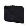 "Fulham, Knomad Organiser 10.5"", X-Body, Black, 160-068-BLK, Three Quarter, 1MB"