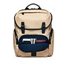 Fulham, Thurloe, Trench Beige, 160-401-TRB, Front Items In Pocket, 1MB