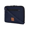 "Fulham, Knomad Organiser 10.5"", X-Body, Dark Navy, 160-068-NVY, Three Quarter, 1MB"