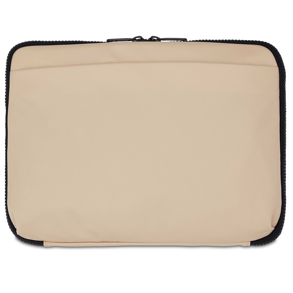 "Fulham, Knomad Organiser 13"", X-Body, Trench Beige, 160-069-TRB, Back, 1MB"