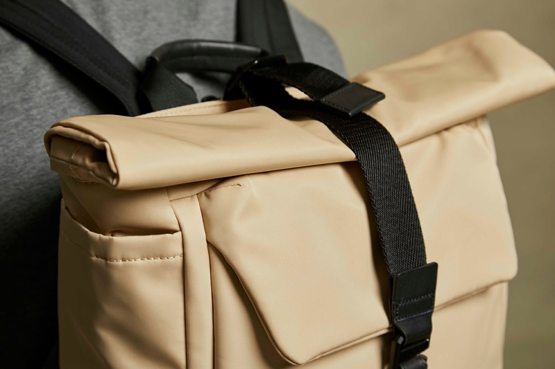 """Fulham, Novello, 15"""", Trench Beige, 160-402-TRB, Lifestyle Close Up, 1MB"""
