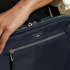 "Mayfair, Tech Organiser For Everday, 10.5"", X-Body, Dark Navy Blazer, 119-070-BLZ, Lifestyle Close Up, 1MB"