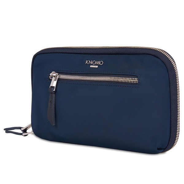 Mayfair, Organiser For Travel, Travel Wallet, Dark Navy Blazer, 119-051-BLZ, Three Quarter, 1MB