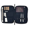 "Mayfair, Tech Organiser For Everyday, 10.5"" X-Body, Dark Navy Blazer, 119-070-BLZ, Internal With Items, 1MB"
