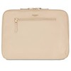 "Mayfair, Tech Organiser For Work, 13"" X-Body, Trench Beige, 119-071-TRB, Front, 1MB"