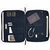 "Mayfair, Tech Organiser For Work, 13"" X-Body, Dark Navy Blazer, 119-071-BLZ, Internal With Items, 1MB"