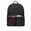 Mayfair, 119-410-BLK2, Beauchamp XL, black, front pockets filled