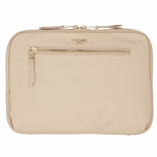 """Mayfair, Tech Organiser For Everyday, 10.5"""" X-Body, Trench Beige, 119-070-TRB, Front, 1MB"""