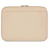"Mayfair, Tech Organiser For Work, 13"" X-Body, Trench Beige, 119-071-TRB, Back, 1MB"