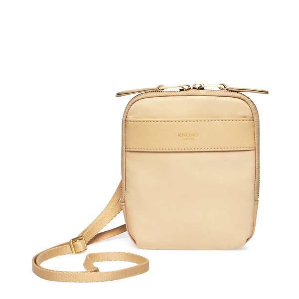 Mayfair, Rex, Trench Beige, 119-309-TRB, Front With Strap, 1MB