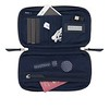Mayfair, Organiser For Travel, Travel Wallet, Dark Navy Blazer, 119-051-BLZ, Internal With Items, 1MB