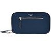 Mayfair, Organiser For Travel, Travel Wallet, Dark Navy Blazer, 119-051-BLZ, Front, 1MB