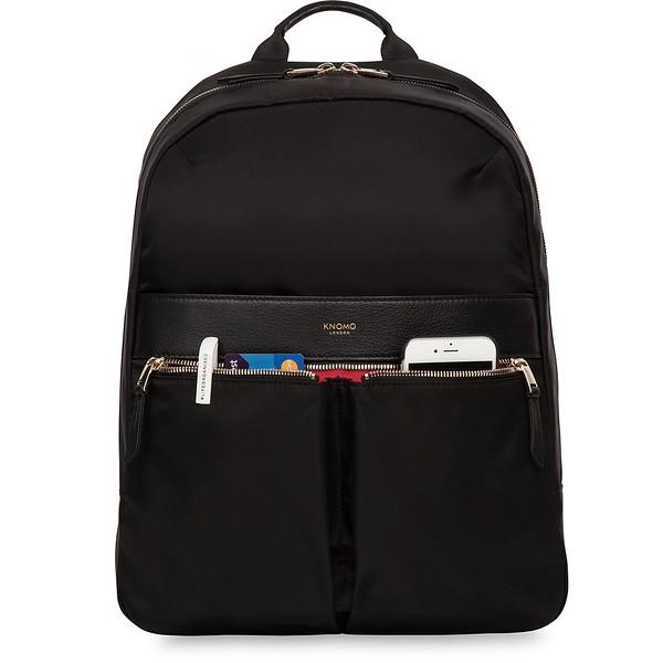 Mayfair, Beauchamp, Black, 119-419-BLK, front pockets filled