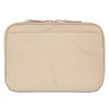 "Mayfair, Tech Organiser For Everyday, 10.5"" X-Body, Trench Beige, 119-070-TRB, Back, 1MB"