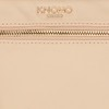 Mayfair, Organiser For Travel, Travel Wallet, Trench Beige, 119-051-TRB, Logo Close Up, 1MB