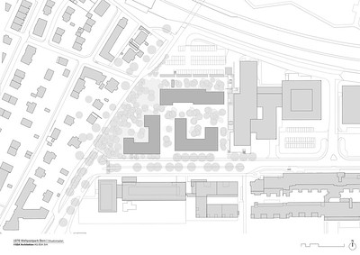 Plan 01 Situationsplan | Site map