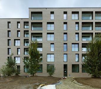 05 Haus B: Nordfassade | House B: north facade