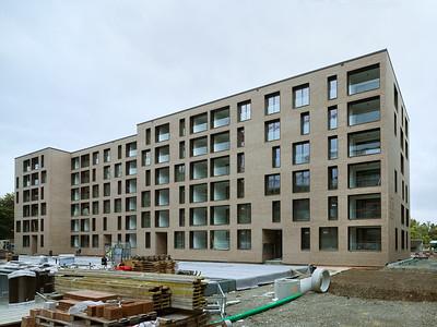 06 Haus B: Südfassade | House B: south facade