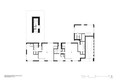 Plan 07 Erdgeschoss Haus C | Ground floor House C