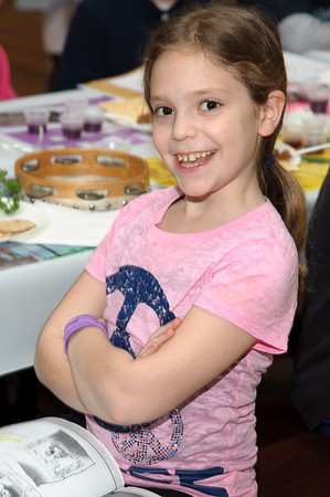 2011-04-13 Third and Second Grade Passover Seder