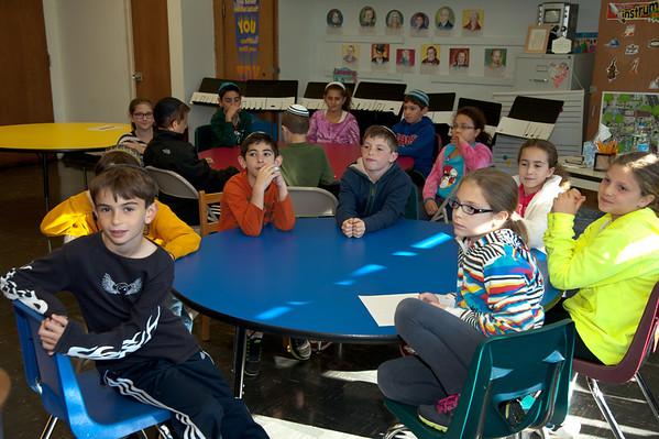 2012-10-11 SSDS Fifth Grade