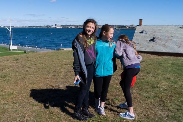 2012-10-14 7th Grade Boston Trip