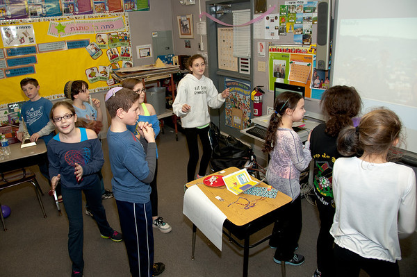 2013-01-31 SSDS - Fifth Grade Celebrate Romano Birthday