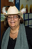 JERICHO, NY - December 7, 2009: Crazy Hat at The Solomon Schechter Day School of Nassau County.