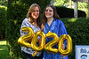 JUNE 29, 2020 - Wiliston Park, NY: The 2020 Graduating Class at the Schechter School of LI finally celebrates with their outdoor celebration after a challenging year end due to COVID-19. Photo Credit: David Evan Lobel (c)2020.
