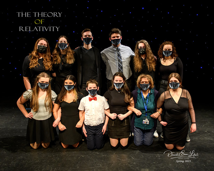 Theory of Relativity - The Musical
