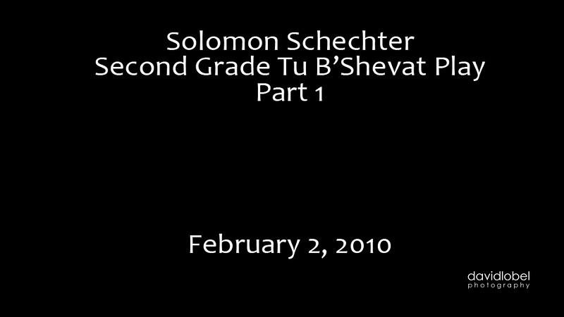 2010-02-02 SSDS Tu BShevat Play Part 1