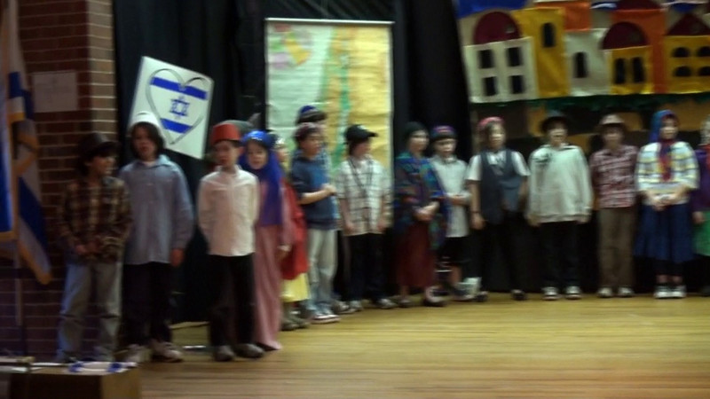 SSDS Fourth Grade Play - Part 6