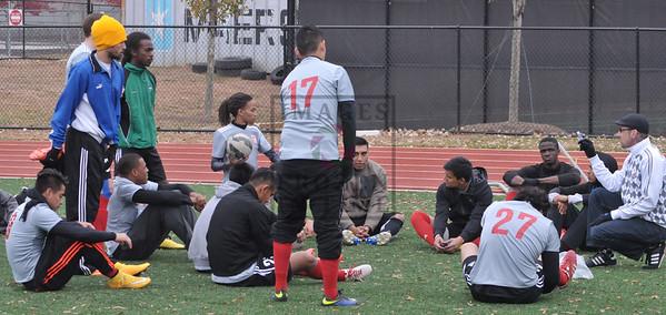 Atlanta Jrs II vs SSFC (ADASL League 2014)