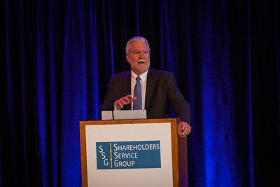 The 2017 Shareholders Services Group (SSG) Annual Conference in San Diego, CA.