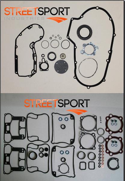 Harley Davidson Primary Gasket Kit For Sportster 91-03
