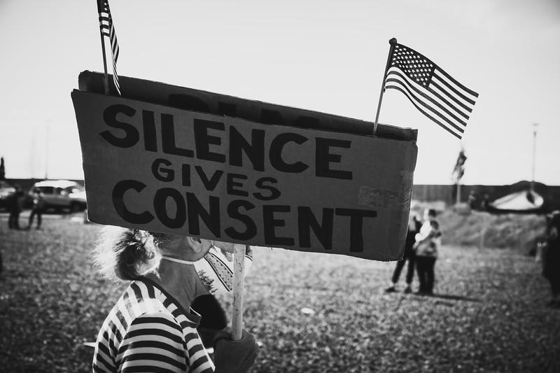 Stand Speak Listen July 4th
