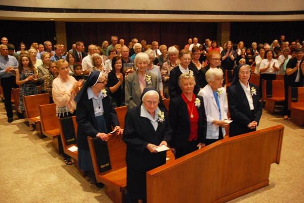SSMN Jubiliarians