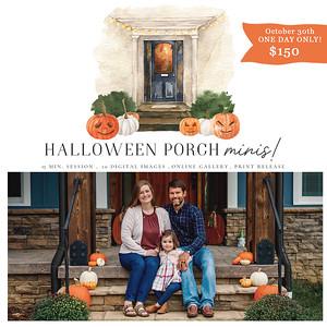 Halloween Porch Minis copy