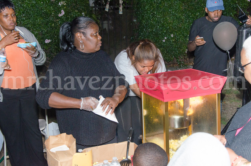 Hallelujah Night Community Event held at Southern Saint Paul Church of Los Angeles