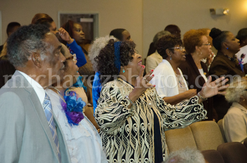 21st Shepherds Month - 2nd Sun Pastor Xavier L. Thompson preaches