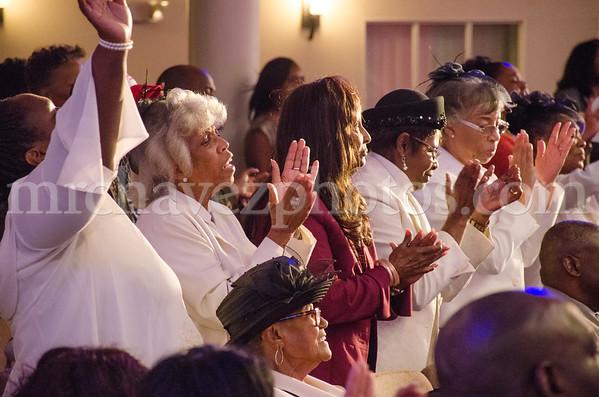 Kim Davis Day at Southern Saint Paul Church of Los Angeles