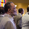 Deacon Darren Willis speaks at Southern Saint Paul Church of Los Angeles