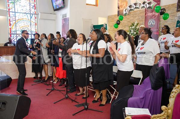 Bishop Broadous Family Appreciation Service