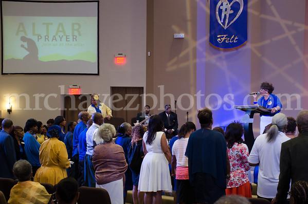 Morning Service - Pastor Jeffrey Lewis preaches